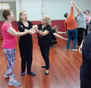 בנות 60+ הן מוכרחות לרקוד, החל מחמישי ה- 10.9.20