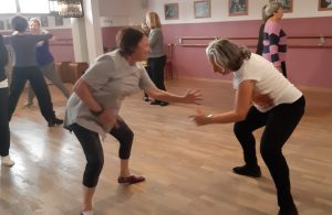 בנות 60+ מוכרחות לרקוד, הרצליה, שנתי בימי ד' 10:30