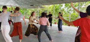 חדש! - ריקוד חופשי בחשיכה, לגברים ונשים, החל מ 23.9.19 @ גוונים, מרכז לתנועה והבעה
